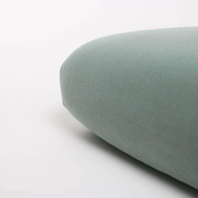 Jersey hoeslaken ledikant 60x120 - Groen - Nappiez