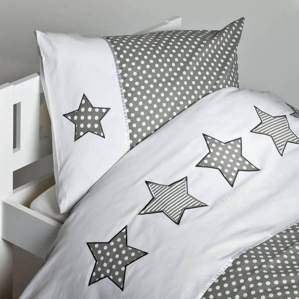 Star dekbedovertrek ledikant 100x135