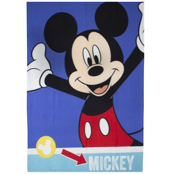 Mickey Mouse - Fleece deken 100x150