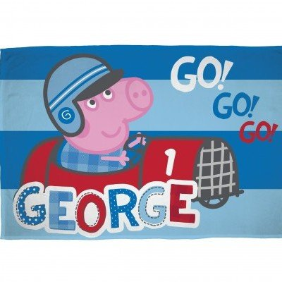 George Pig - Fleece deken 100x150
