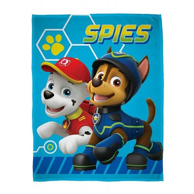 PAW Patrol - Fleece deken 120x150