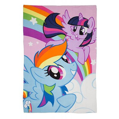 My Little Pony - Fleece deken 100x150