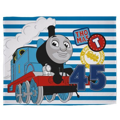 Thomas and Friends - Fleece deken 100x150