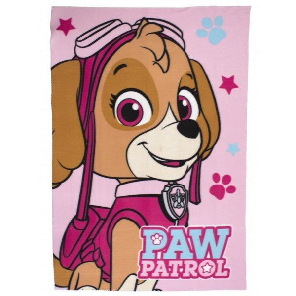 PAW Patrol Stars - Fleece deken 100x150