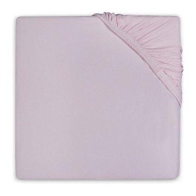 Hoeslaken ledikant 60x120 - Katoen Vintage Pink