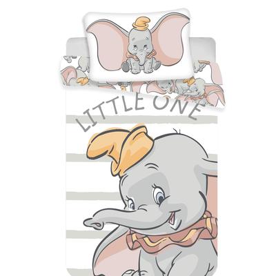 Dumbo dekbedovertrek ledikant 100x135