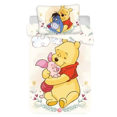 Winnie the Pooh dekbedovertrek ledikant 100x135 - Cute