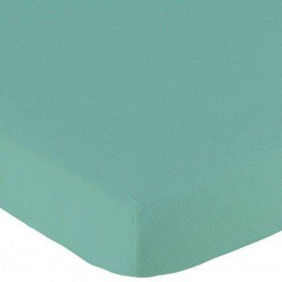 Hoeslaken ledikant 60x120 - Jersey Jade