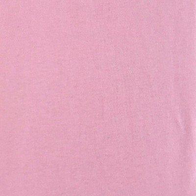 Hoeslaken ledikant 60x120 - Jersey Roze